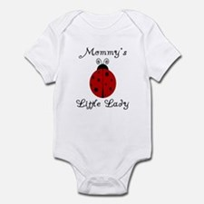 Mommy's Little Lady - Ladybug Onesie