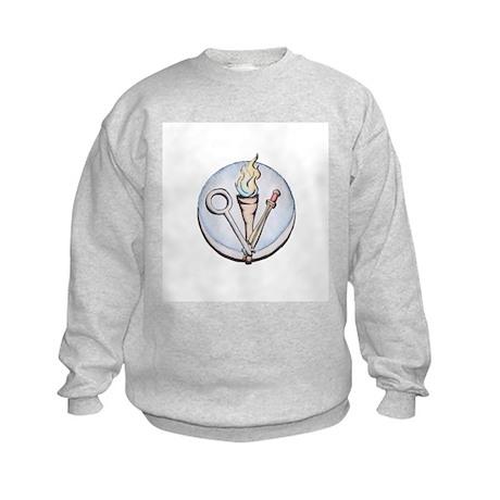 Mystai Logo Kids Sweatshirt
