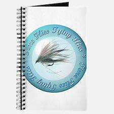 Time Flies Tying Flies Journal