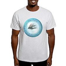 Time Flies Tying Flies T-Shirt