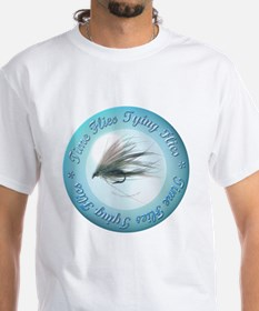 Time Flies Tying Flies Shirt