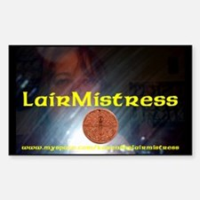 LairMistress 2008 Decal