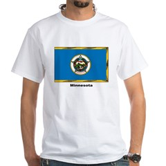 Minnesota State Flag (Front) Shirt