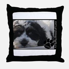 Unique Mix Throw Pillow