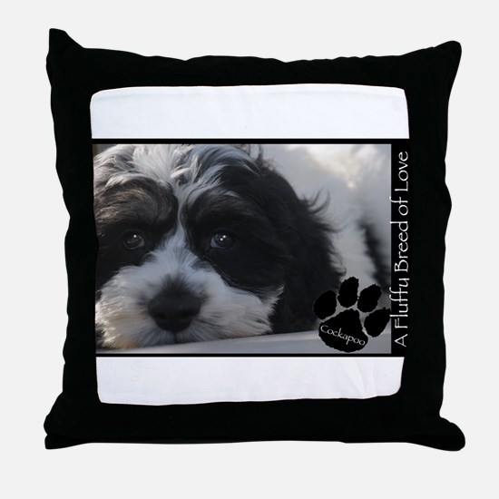 Funny Mix Throw Pillow