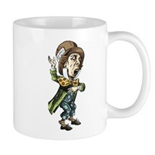 The Mad Hatter Small Mugs