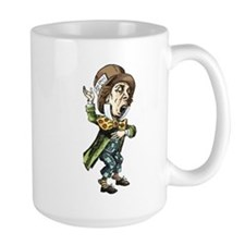 The Mad Hatter Ceramic Mugs