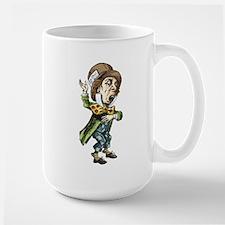 The Mad Hatter Large Mug