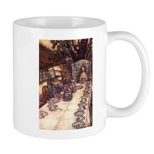 The Tea Party Small Mugs