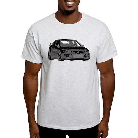 Mitsubishi Evo X - Light T-Shirt