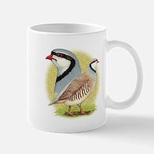 Partridge Chukar Mug
