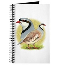 Partridge Chukar Journal