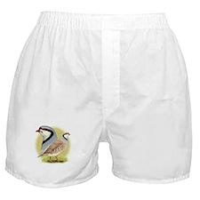 Partridge Chukar Boxer Shorts