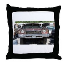 1973 Chevy Monte Carlo Throw Pillow