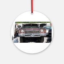 1973 Chevy Monte Carlo Ornament (Round)