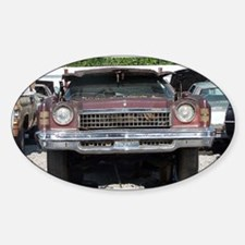 1973 Chevy Monte Carlo Decal