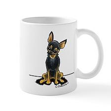 B/T Chihuahua Sit Pretty Mug