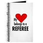 Heart belongs, referee Journal