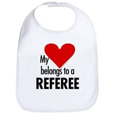 Heart belongs, referee Bib