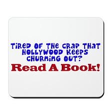 Read A Book Mousepad