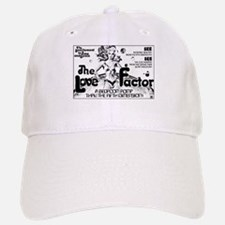 Love Factor B-Movie Poster Baseball Baseball Cap