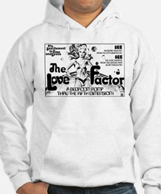 Love Factor B-Movie Poster Hoodie