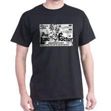Love Factor B-Movie Poster T-Shirt