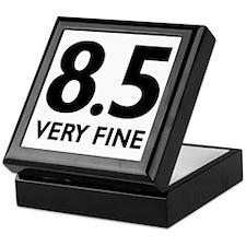 8.5 Very Fine Keepsake Box