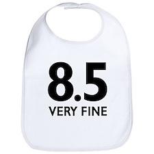 8.5 Very Fine Bib