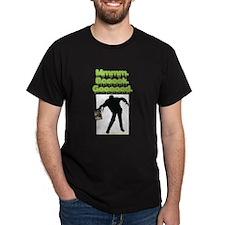 SMOKY CORRIDOR OFFICIAL ZOMBI T-Shirt