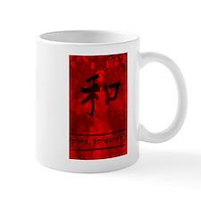 Cute Asian characters Mug