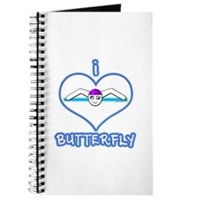 I Love Butterfly! Journal