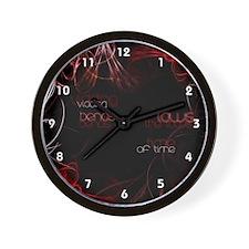 Vidding Clock (Red)