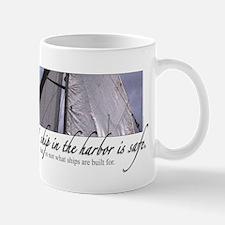 A Ship in the Harbor Mug
