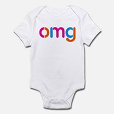 like OMG Infant Bodysuit