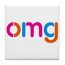 like OMG Tile Coaster