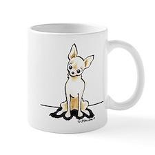 Cream Chi Sit Pretty Mug