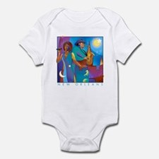 New Orleans French Quarter Infant Bodysuit