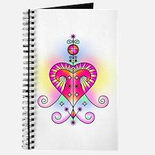 Voodoo Erzulie Veve Journal