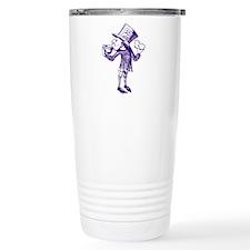 Haigha Purple Travel Coffee Mug