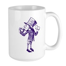 Haigha Purple Mug