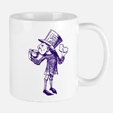 Haigha Purple Small Small Mug