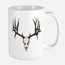 Deer skull Mug