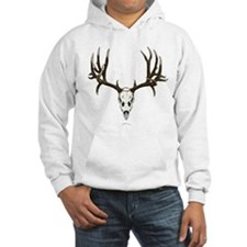 Deer skull Hoodie