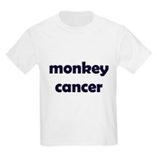 Monkey Cancer T-Shirt