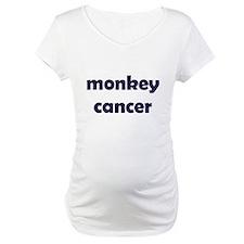 Monkey Cancer Shirt