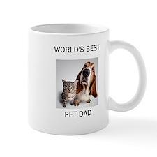 World's Best Pet Dad Mug