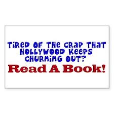 Read A Book Sticker (Square)