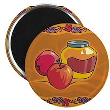 """Unique Apples 2.25"""" Magnet (10 pack)"""