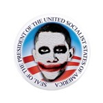 """Seal of the USSA 3.5"""" Button (100 pack)"""
